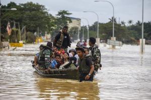 Malaysia-Floods